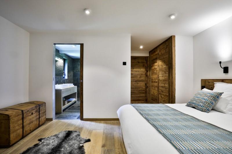 Chamonix Mont Blanc Rental Chalet Luxury Paradamete Bedroom 2