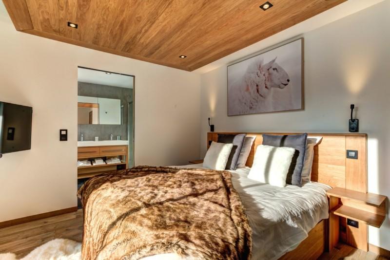 Chamonix Mont Blanc Location Chalet Luxe Paradamote Chambre 4