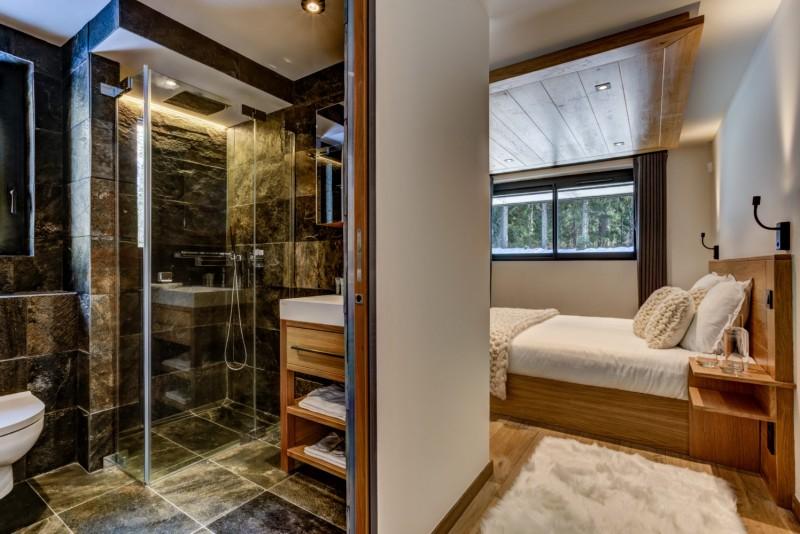 Chamonix Mont Blanc Location Chalet Luxe Paradamote Salle De Bain 1