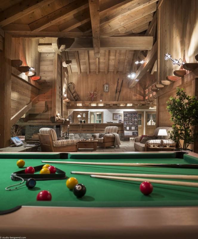 Champagny En Vanoise Location Appartement Luxe Chapmenite Duplex Réception