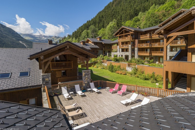Champagny En Vanoise Location Appartement Luxe Chapminice Transat