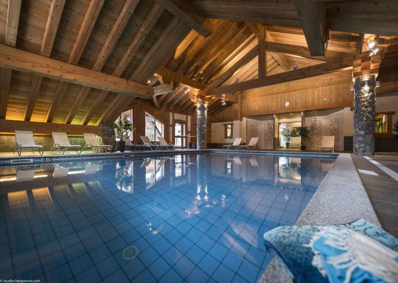 Champagny En Vanoise Location Appartement Luxe Chapminite Duplex Piscine 1