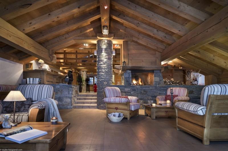 Champagny En Vanoise Location Appartement Luxe Chapmonite Réception 1