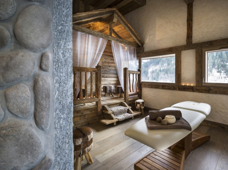 Châtel Location Appartement Luxe Curetonice Massage