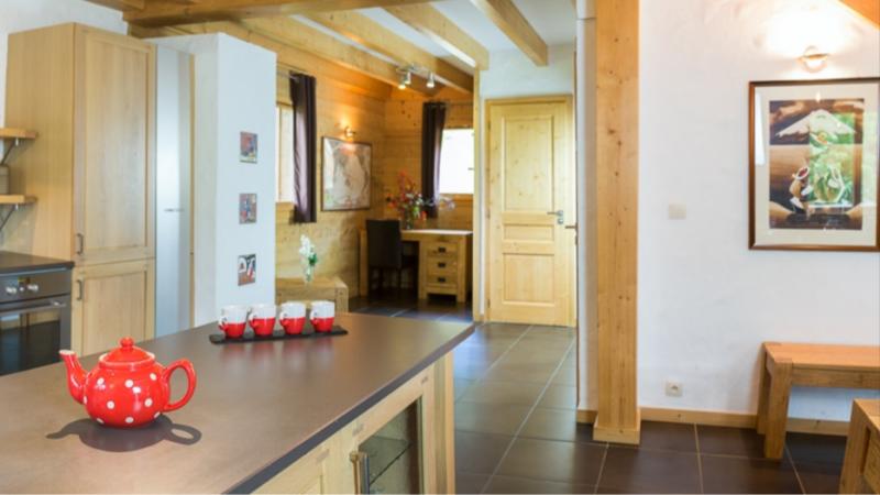 Chatel Luxury Rental Chalet Chalcantite Kitchen 2