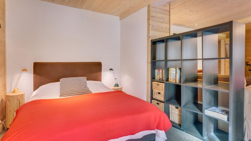 Chatel Location Chalet Luxe Chalcora Chambre