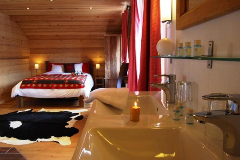 Chatel Luxury Rental Chalet Chalcori Bedroom 2