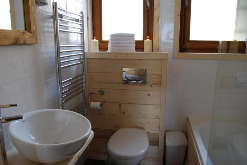 Chatel Luxury Rental Chalet Chalcori Bathroom 2