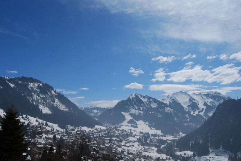 Chatel Location Chalet Luxe Chalcori Vue