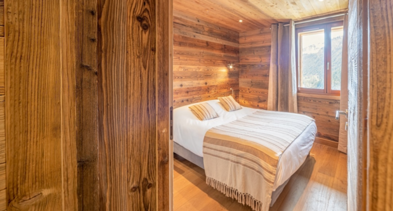 Chatel Luxury Rental Chalet Chambera Bedroom 5