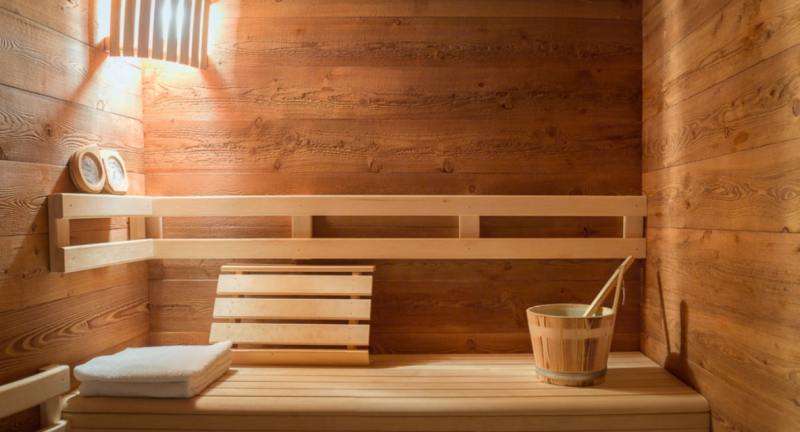 Chatel Location Chalet Luxe Chambera Sauna