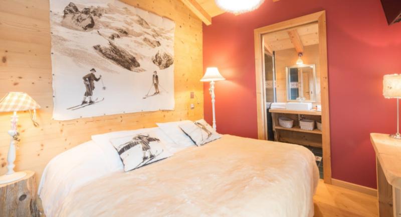 Chatel Luxury Rental Chalet Chambero Bedroom 3