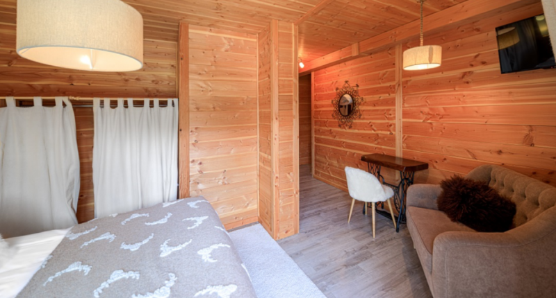 Chatel Luxury Rental Chalet Chapa Bedroom 6