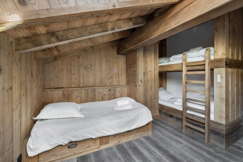 Courchevel 1300 Location Appartement Luxe Tilanche Chambre 3