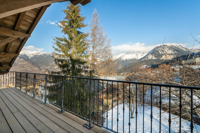 Courchevel 1300 Location Appartement Luxe Tilanche Terrasse 2