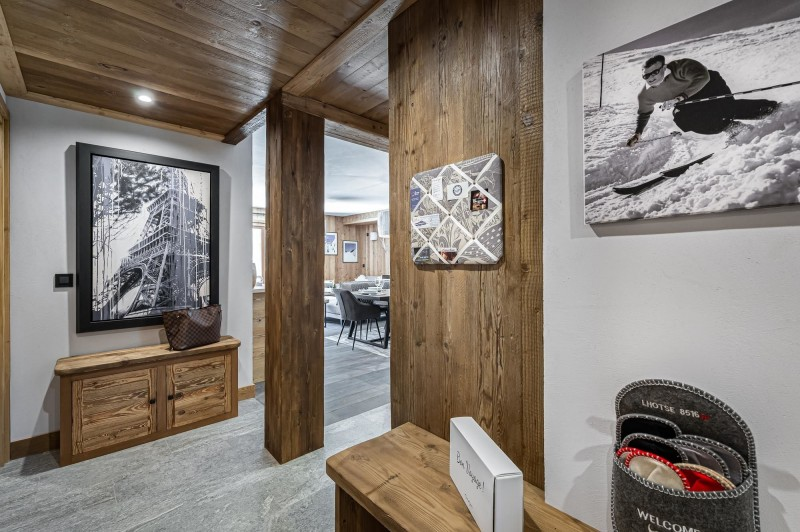 Courchevel 1300 Luxury Rental Appartment Tilate