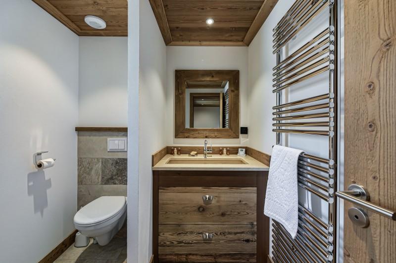 Courchevel 1300 Location Appartement Luxe Tilite Salle De Bain 3