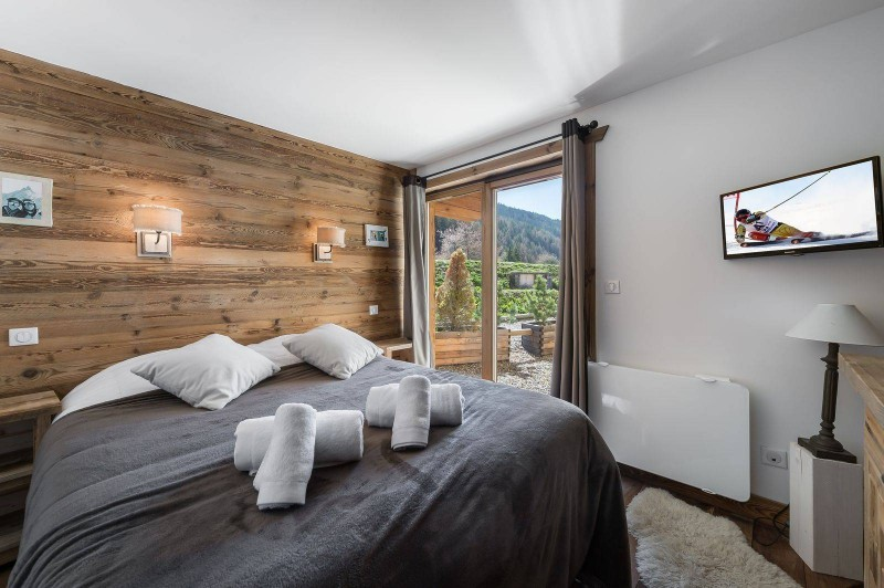 Courchevel 1300 Luxury Rental Appartment Tilure Bedroom 2