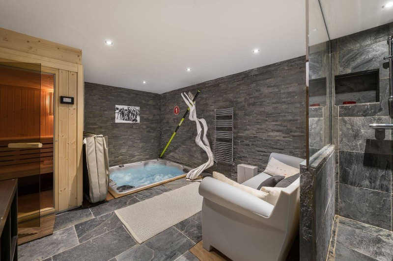 Courchevel 1300 Luxury Rental Appartment Tilure Relaxing Area