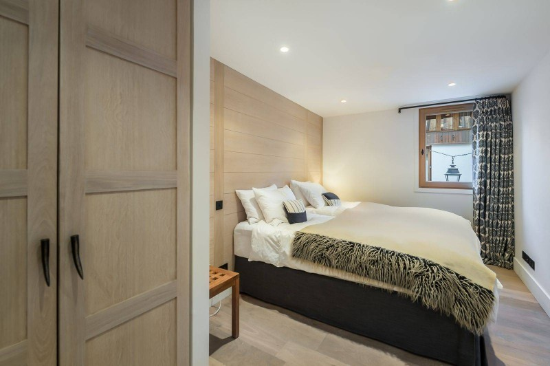 Courchevel 1300 Location Chalet Luxe Nibate Chambre 2