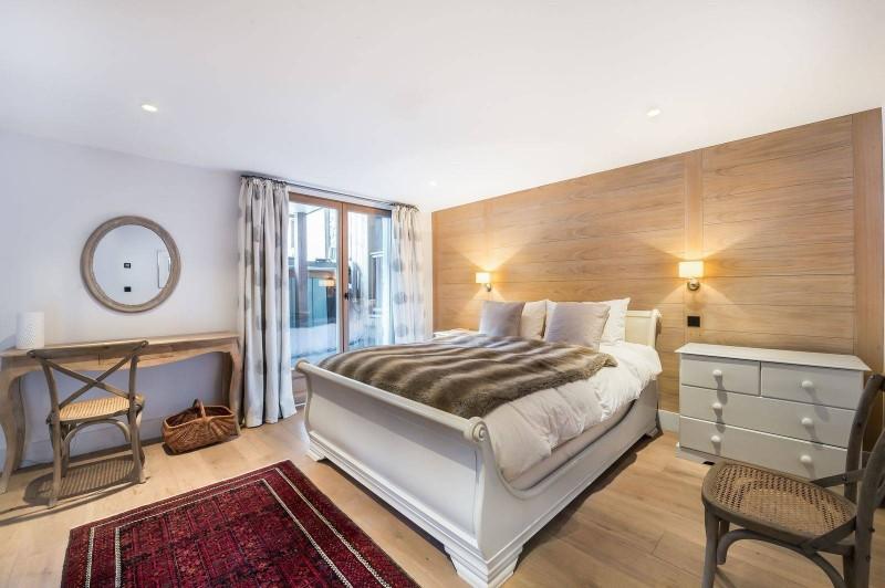 Courchevel 1300 Luxury Rental Chalet Nibate Bedroom 6
