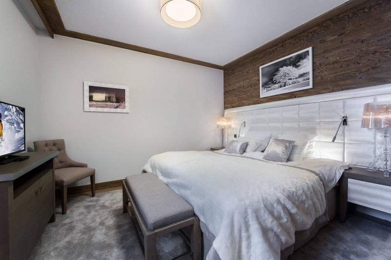 Courchevel 1550 Location Appartement Luxe Telokia Chambre 2