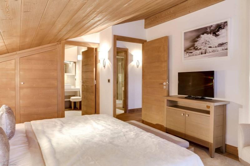 Courchevel 1550 Luxury Rental Appartment Telomite Bedroom 4
