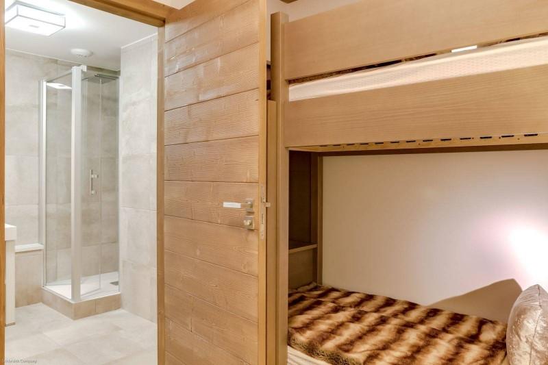 Courchevel 1550 Luxury Rental Appartment Telomite Bedroom 7