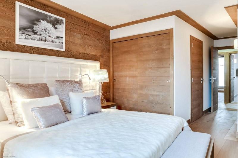 Courchevel 1550 Location Appartement Luxe Telukia Chambre