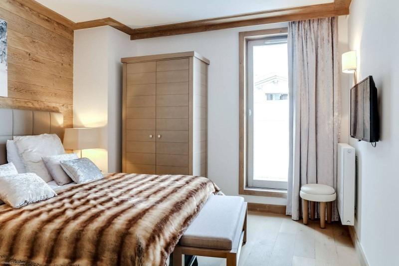 Courchevel 1550 Location Appartement Luxe Telukia Chambre 2