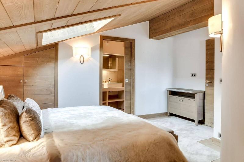 Courchevel 1550 Location Appartement Luxe Telukia Chambre 3