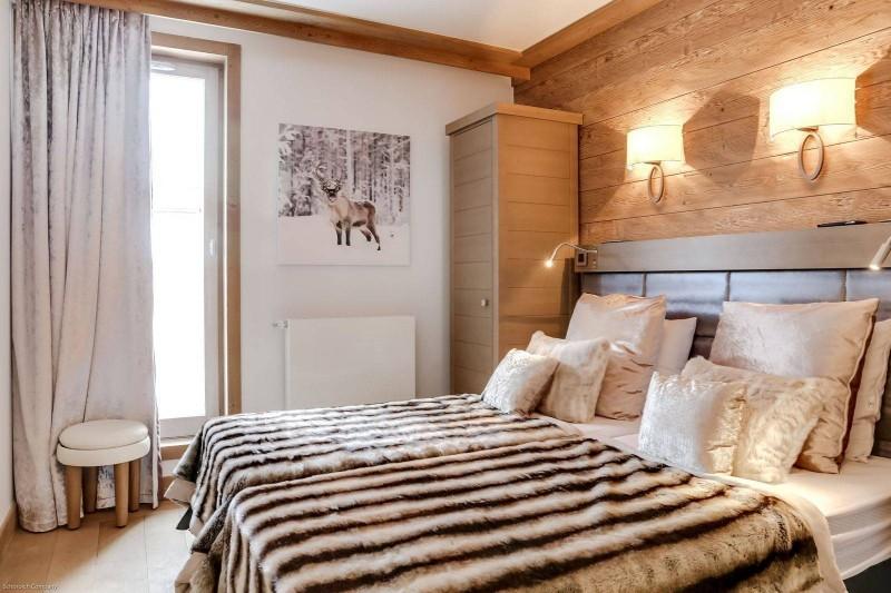 Courchevel 1550 Location Appartement Luxe Telukia Chambre 4
