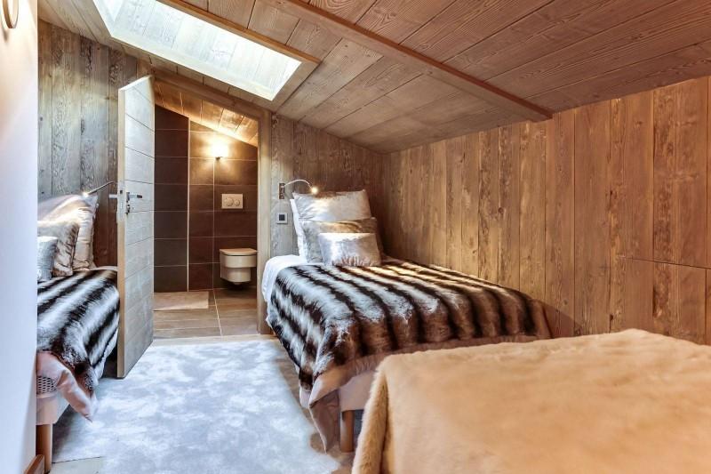 Courchevel 1550 Location Appartement Luxe Telukia Chambre 6