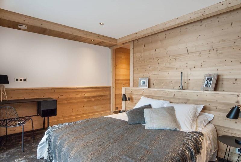 Courchevel 1550 Luxury Rental Chalet Niurer Bedroom 2