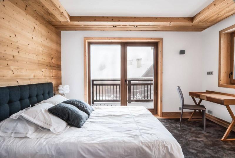 Courchevel 1550 Luxury Rental Chalet Niuron Bedroom 3