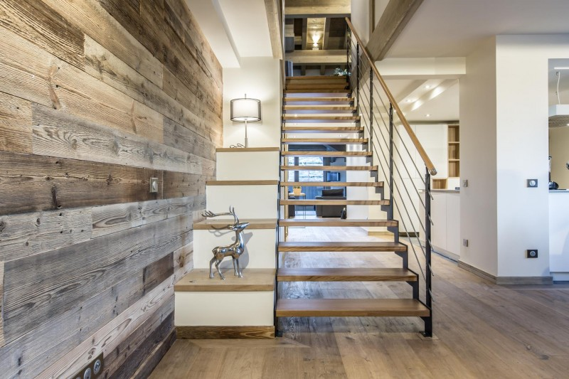 Courchevel 1650 Luxury Rental Appartment Akorlonte Living Room 2