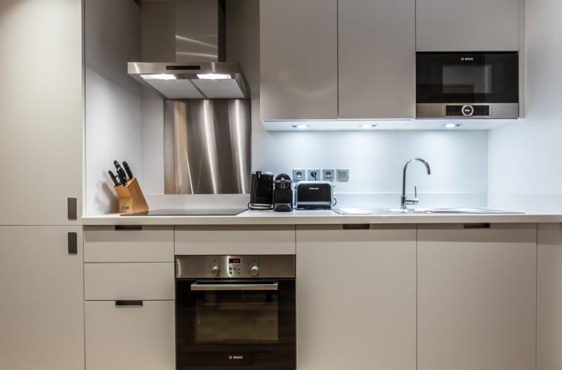 Courchevel 1650 Luxury Rental Appartment Aleksite Kitchen 2