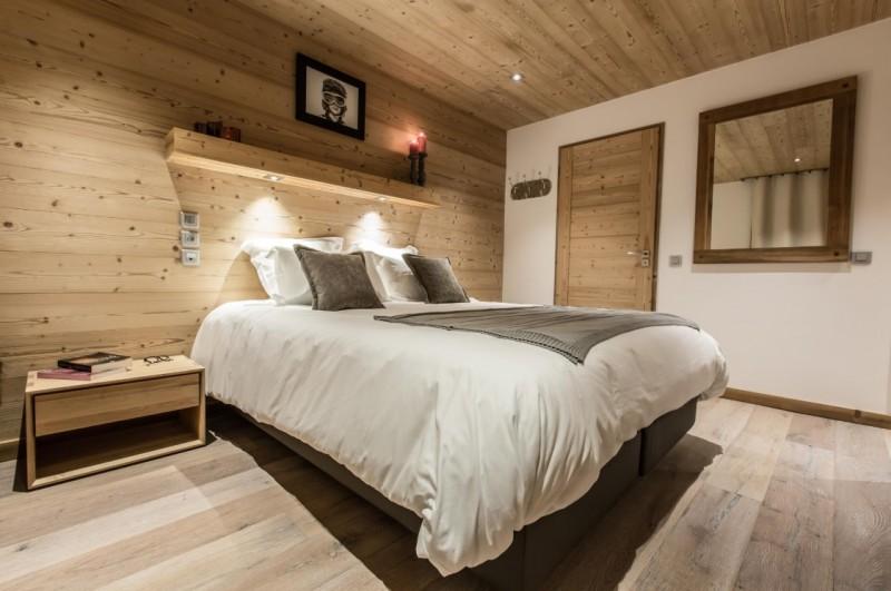 Courchevel 1650 Luxury Rental Appartment Alsola Bedroom