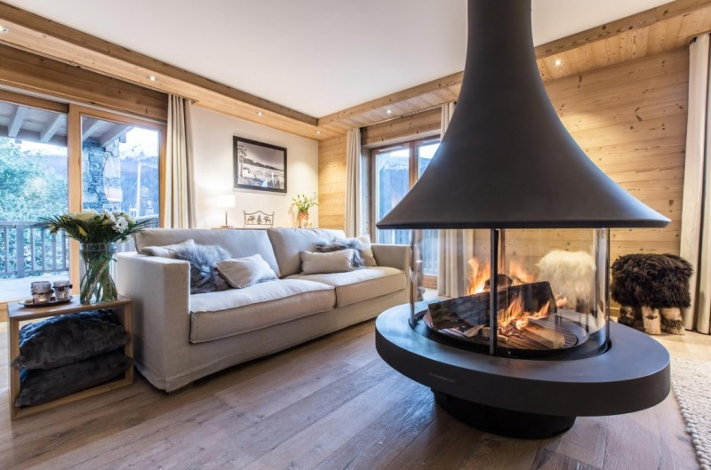 Courchevel 1650 Luxury Rental Appartment Alsola Living Room 2
