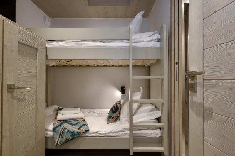 Courchevel 1650 Luxury Rental Appartment Altanto Bedroom 2