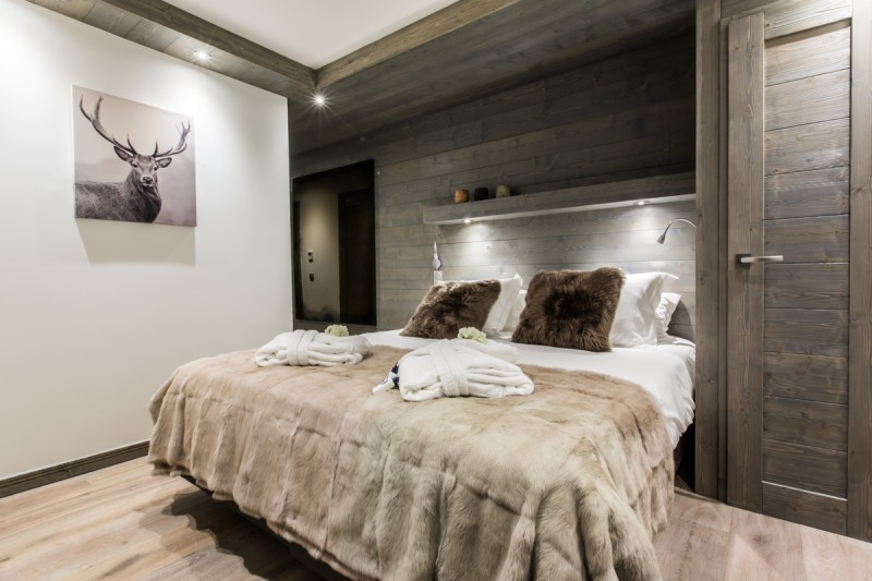 Courchevel 1650 Luxury Rental Appartment Alti Bedroom 2