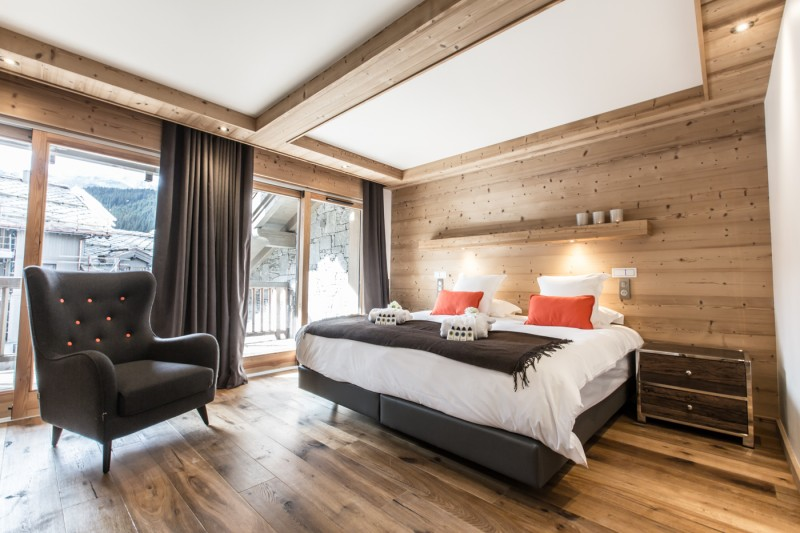 Courchevel 1650 Location Appartement Luxe Altu Chambre 3