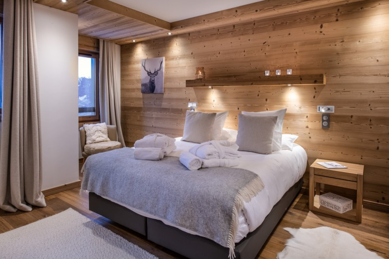 Courchevel 1650 Location Appartement Luxe Altu Chambre 4