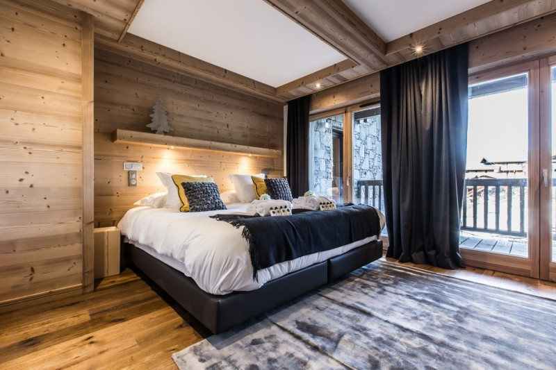 Courchevel 1650 Location Appartement Luxe Altu Chambre 5