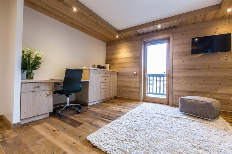Courchevel 1650 Location Appartement Luxe Altu Chambre 7