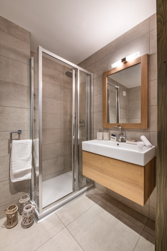 Courchevel 1650 Location Appartement Luxe Aluminite Salle De Bain 3