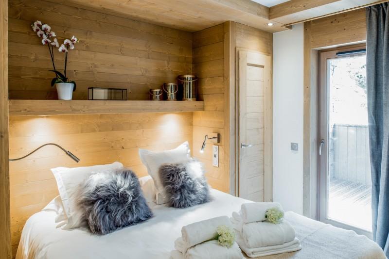 Courchevel 1650 Location Appartement Luxe Amarile Chambre 3