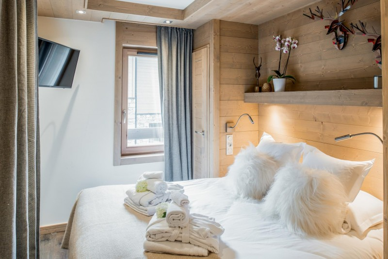 Courchevel 1650 Location Appartement Luxe Amarile Chambre 5