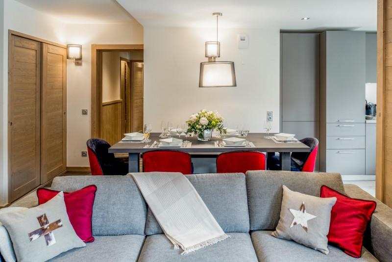 Courchevel 1650 Location Appartement Luxe Amarile Séjour 4