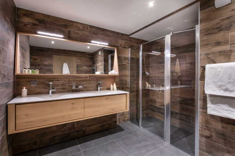 Courchevel 1650 Luxury Rental Appartment Amerile Bathroom 6